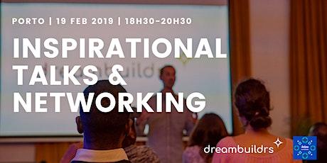 Inspirational Talks & Networking bilhetes