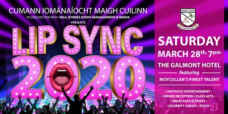 MOYCULLEN HURLING CLUB LIP SYNC 2020 - EVENT POSTPONED UNTIL FURTHER NOTICE tickets