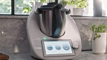 First class with Thermomix