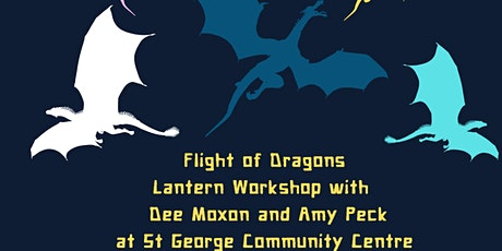 Lantern Parade Workshop 2020- Flight of Dragons tickets
