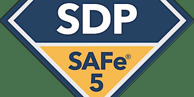 Online SAFe® 5.0 DevOps Practitioner with SDP Cer
