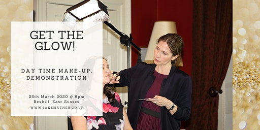 """Get The Glow"" Make-up Demonstration"
