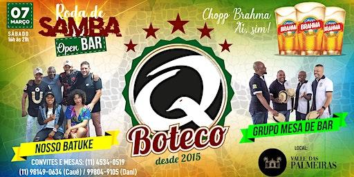 Q BOTECO - RODA DE SAMBA
