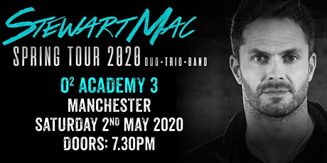 Stewart Mac - Live in Manchester tickets