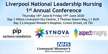 Liverpool National Nursing Leadership 1st Annual Conference tickets