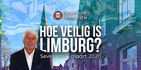Hoe veilig is Limburg tickets