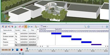Avvicinamento all'utilizzo del software BIM - 8 ore  biglietti
