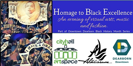 Homage to Black Excellence tickets