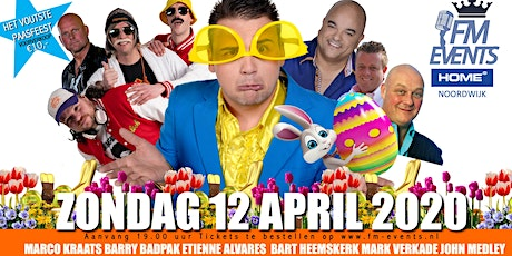Het Foute Paasfeest tickets