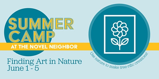 Summer Camp: Finding Art In Nature