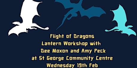 Church Road Lantern Workshop 2020- A flight of Dragons tickets