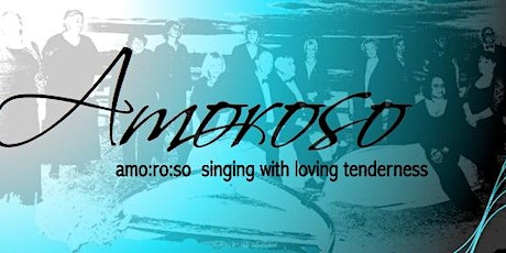 Local Mersea Island singing group, Amoroso Concert Event. tickets