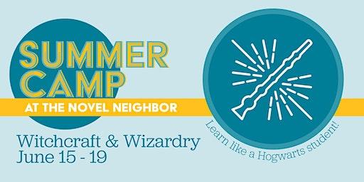 Summer Camp: Witchcraft & Wizardry