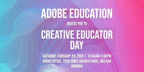 Adobe Creative Educator Day tickets