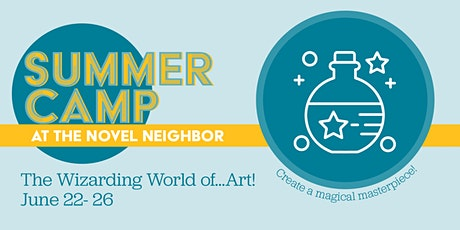 Summer Camp: The Wizarding World of... Art! tickets
