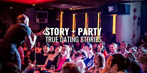 Story Party Aarhus | True Dating Stories