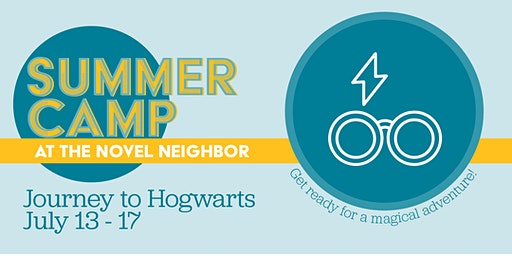 SOLD OUT Summer Camp: Journey to Hogwarts