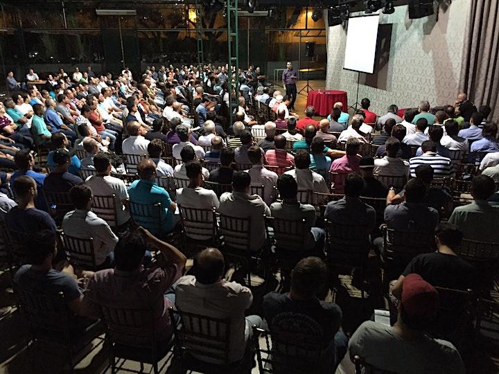 Imagem do evento Conferência Internacional Homens com Propósitos