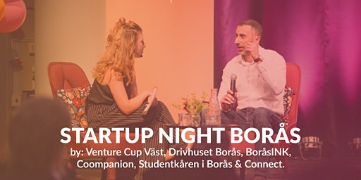 Startup Night Borås - You lose 100% of the games you don't play