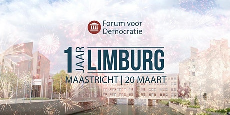 1 Jaar Limburg tickets