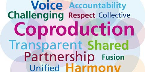 Our Voice Matters: ICF Engagement and Co-Production Event