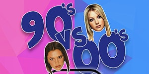Silent Disco - 90's VS 00's