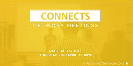 Connects Network Meeting - April 2020 tickets