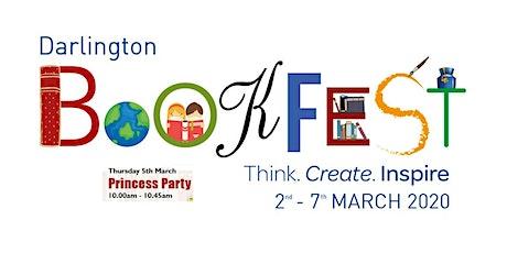 Darlington Bookfest 2020   Princess Party tickets