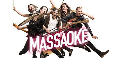 Massaoke at the Electric Ballroom - Launch Party tickets