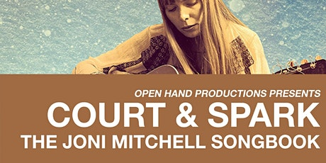 Court and Spark – the Joni Mitchell Songbook tickets