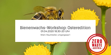 Bienenwachs Workshop Osteredition Tickets