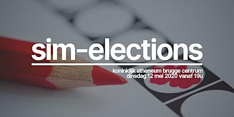 SIM-Elections bij K.A. Brugge Centrum tickets