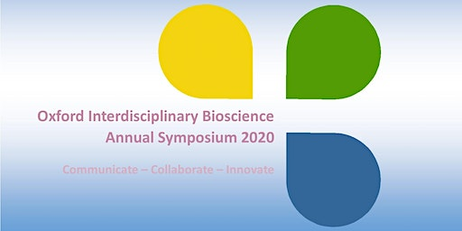 Oxford Interdisciplinary Bioscience DTP Symposium 2020