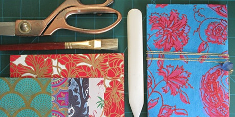 An introduction to Bookbinding tickets