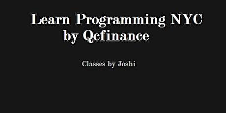 PythonFundamental ClassFor Beginner NonProgrammers(6+6 hours $325)- Online tickets