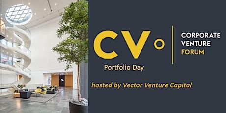 CVC Portfolio Day  Tickets