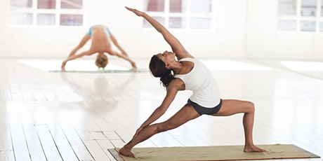 Flow Yoga tickets