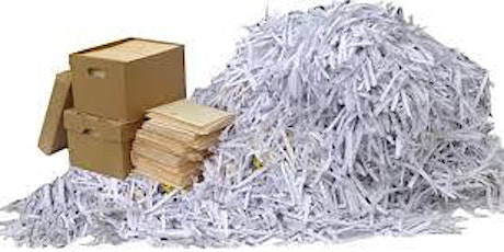 Shred Documents tickets