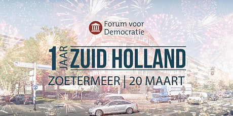 1 Jaar Zuid Holland tickets