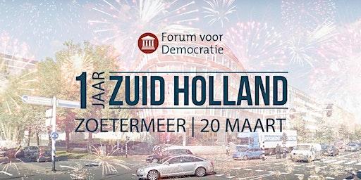 1 Jaar Zuid Holland