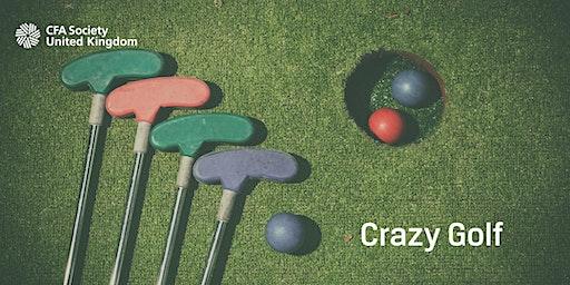 CFA UK Crazy Golf
