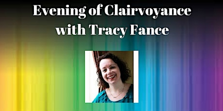 20-04-20 The Plough, Whitstable - Evening of Clairvoyance with Tracy Fance tickets