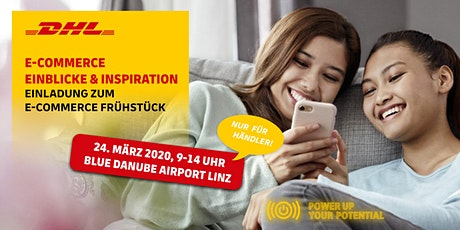 DHL Express E-Commerce Breakfast Tickets