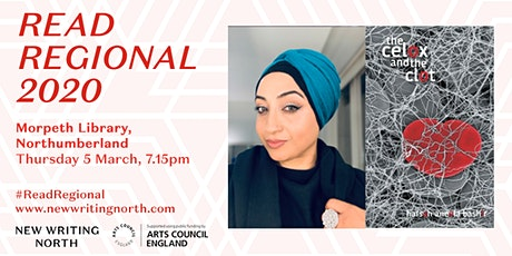 Meet the Poet: Hafsah Bashir & 'Exploring Poetry' Workshop with Linda France tickets