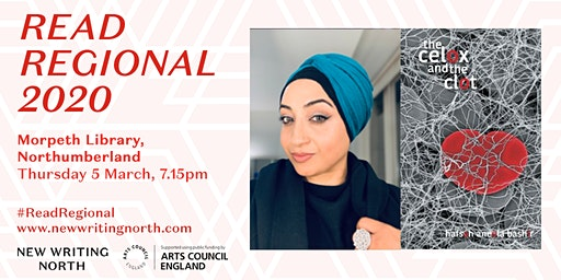 Meet the Poet: Hafsah Bashir & 'Exploring Poetry' Workshop with Linda France