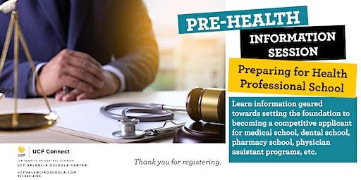 UCF Valencia Osceola: Pre-Health Information Session