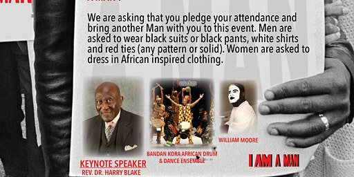 "Sunlight MB Church 2nd Annual African American History Program ""I Am A Man"""