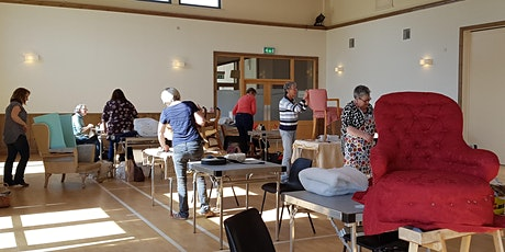 Sue Macnab's Coupar Angus Evening Upholstery Classes  tickets