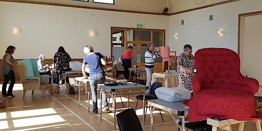 Sue Macnab's Coupar Angus Evening Upholstery Classes