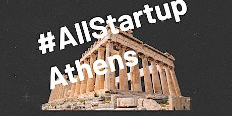 Athens #AllStartup tickets